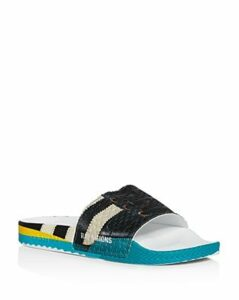 Raf Simons for Adidas Women's Samba Adilette Slide Sandals