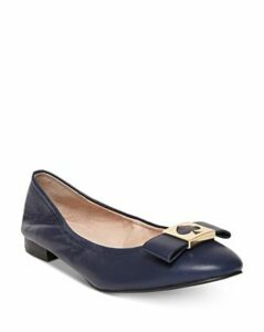 kate spade new york Women's Maline Bow Ballet Flats