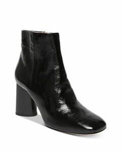 kate spade new york Women's Rudy Square-Toe Block Heel Booties