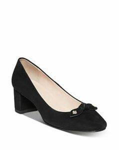 kate spade new york Women's Benice Block Heel Pumps