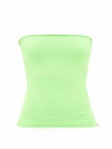 Dolce & Gabbana - Geranium Print Silk Chiffon Pussy Bow Blouse - Womens - Red Multi