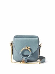 Msgm - Pleated Sequinned Dress - Womens - Black