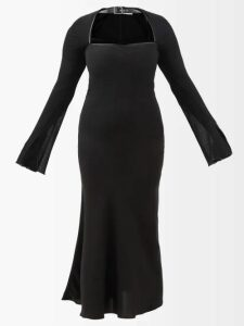 Isabel Marant Étoile - Satchell Striped-cotton Shirt - Womens - White Multi