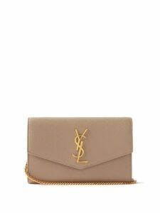 See By Chloé - Plissé Ruffle Trimmed Georgette Midi Dress - Womens - Black