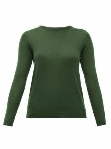 Weekend Max Mara - Giga Sweater - Womens - Dark Green