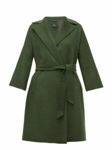 Weekend Max Mara - Ted Coat - Womens - Dark Green