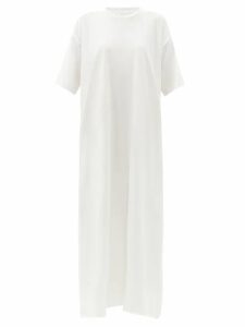 See By Chloé - Floral-print Crepe Midi Dress - Womens - Black Multi