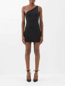 Altuzarra - Currie Floral-print Metallic Silk-blend Gown - Womens - Black Gold