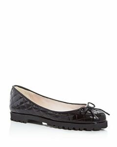 Paul Mayer Women's Blow Quilted Ballet Flats