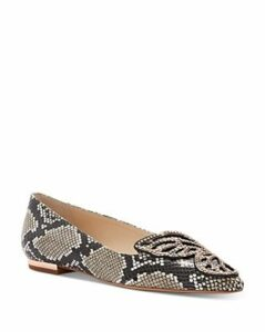 Sophia Webster Women's Papillon Pointed Toe Flats