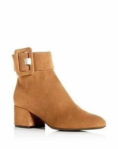 Sergio Rossi Women's Mia Block-Heel Booties - 100% Exclusive