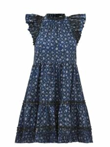 Ancient Greek Sandals - Alcyone Lace-up Leather Sandals - Womens - Tan