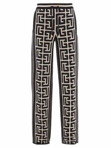 Gucci - GG Marmont Circular Leather Cross-body Bag - Womens - Black Beige