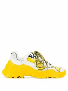 Nº21 Billy chunky sneakers - White