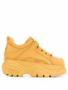 Buffalo platform sneakers - Neutrals