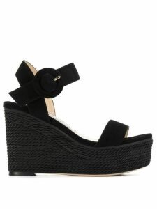 Jimmy Choo Abigail 100 sandals - Black