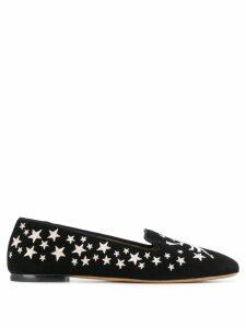 Etro embellished loafers - Black