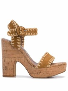 Tabitha Simmons Elena Whip sandals - Blue