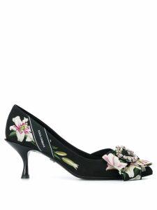 Dolce & Gabbana embellished pumps - Black