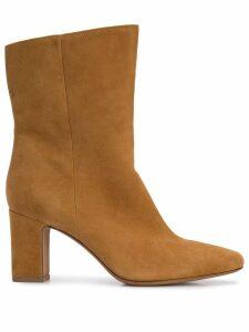 Tabitha Simmons Lela ankle boots - Yellow