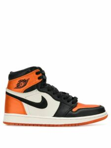 Jordan Jordan 1 Satin Shattered Backboard sneakers - ORANGE