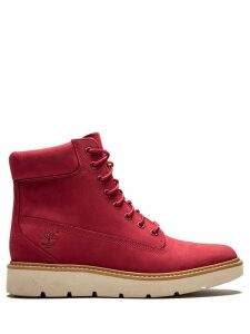 Timberland Kenniston 6 inch boots - Red