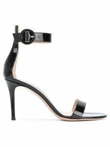 Gianvito Rossi Portofino sandals - Black