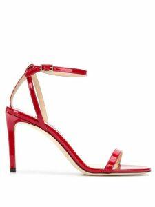 Jimmy Choo Minny 85 sandals - Red