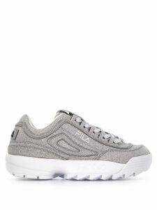 Fila Disruptor low-top sneakers - Silver