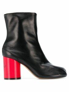 Maison Margiela heeled Tabi boots - Black