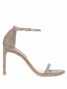 Stuart Weitzman Nudistsong sandals - Silver