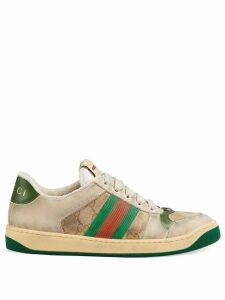 Gucci screener sneakers - Neutrals