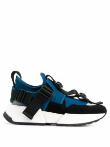 Mm6 Maison Margiela Safety sneakers - Blue
