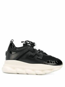 Versace Chain Reaction sneakers - Black