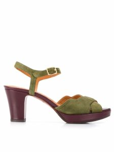 Chie Mihara Betra sandals - Green