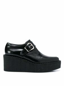 Stella McCartney oxford-style shoes - Black