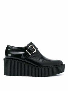Stella McCartney oxford-style shoes - Black