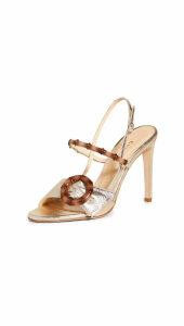 Chloe Gosselin Celeste Open-Toe Sandals