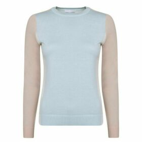 Boss Fara Colour Block Sweatshirt