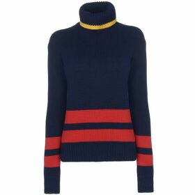Polo Ralph Lauren Roll Neck Striped Jumper