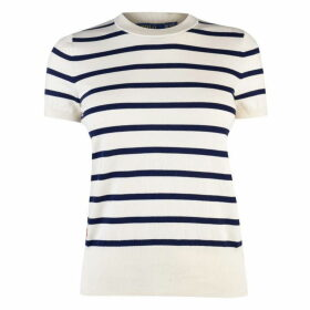 Polo Ralph Lauren Short Sleeve Striped Jumper
