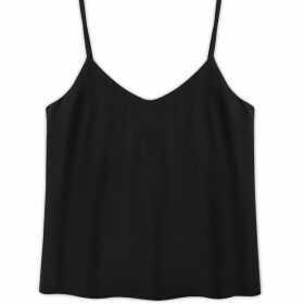 Carousel Jewels - Berry Blue Silk Scarf
