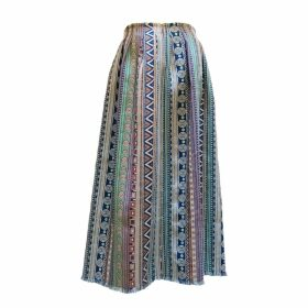 relax baby be cool - Long Maxi Skirt