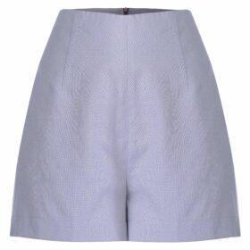 GISY - Lavender Linen Shorts