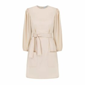 THE AVANT - Écru Vintage Shorts