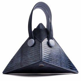 DIANA ARNO - Emma Lace Midi Skirt In Blue