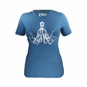 Tonn - Octopus Dark Blue