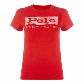Polo Ralph Lauren Faded Logo T Shirt