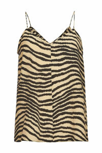 By Malene Birger Lacia Printed Camisole with Silk
