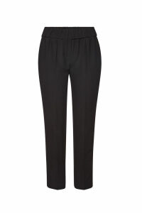 SLY010 Crepe Trousers